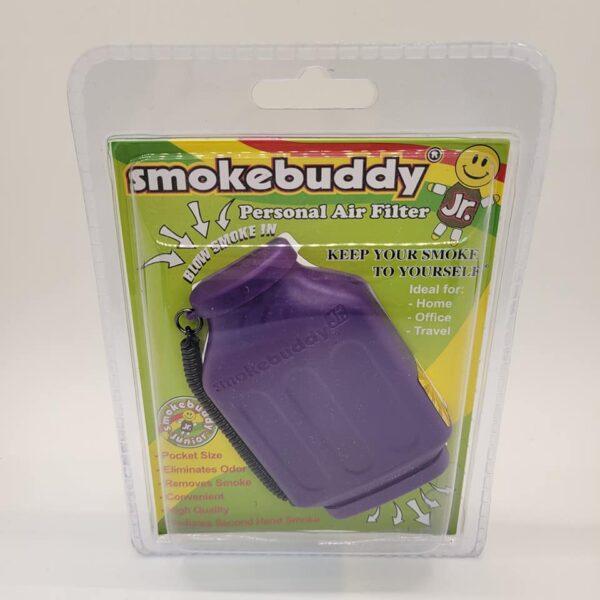 Purple Smokebuddy Jr.