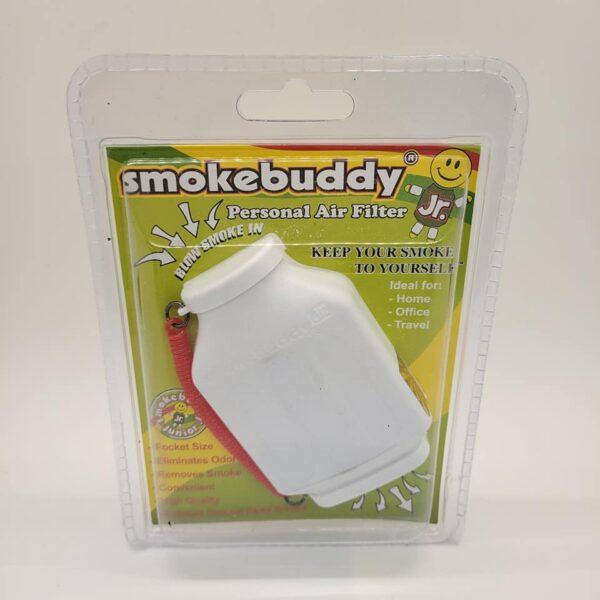 White Smokebuddy Jr.