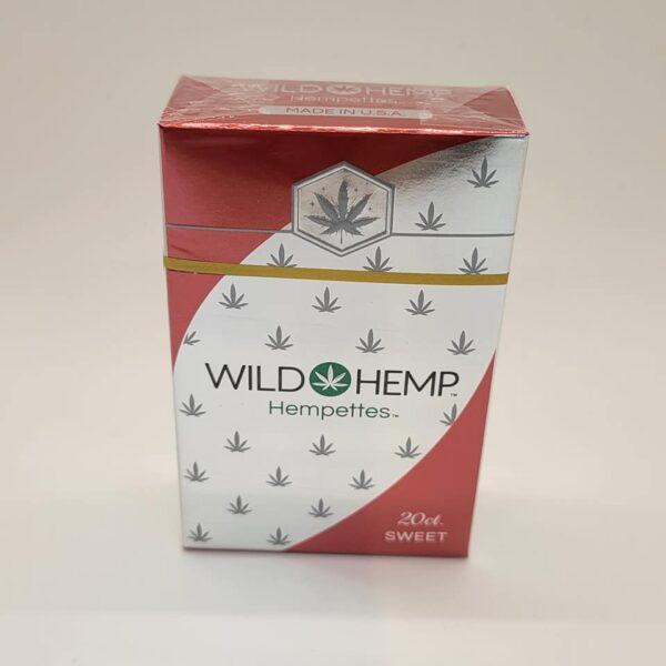Wild Hemp Sweet Hemp Cigarettes 20pk